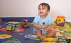 January 21, 2013 - Arjun at play