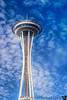 August 27, 2013 - The space needle<br /> We had tickets to go up the space needle, unfortunately couldn't make it...<br /> Traveling with a toddler certainly makes planning a trip  very difficult..waiting for Arjun to grow a little older so he can enjoy these places :) !