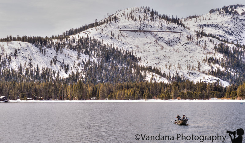 March 11, 2013 - At Donner Lake<br /> <br /> Good to see so much snow after a while ! We don't miss it, but it sure is beautiful to see from a distance ;) !!