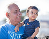 June 26, 2013 - Arjun and grandpa