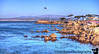 May 17, 2013 - A view from Monterey Bay