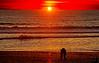 January 14, 2013 - Sunset at Half Moon Bay<br /> <br /> Happy birthday to K !