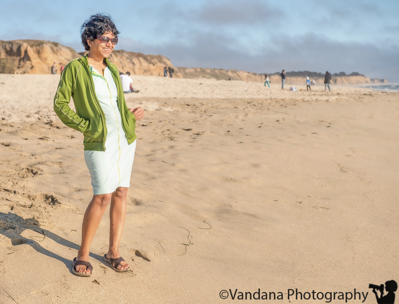 June 17, 2013 - V at Half Moon Bay beach