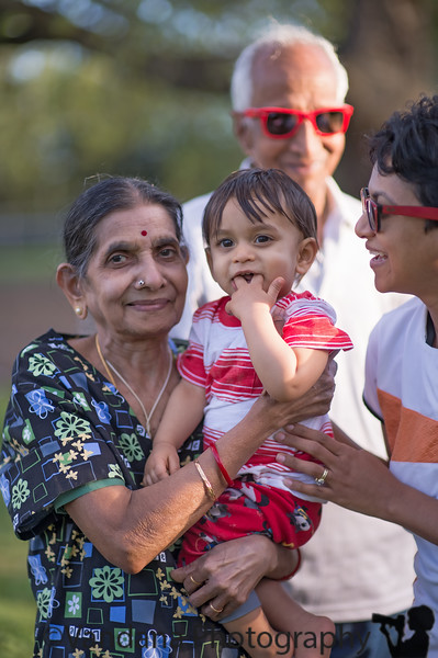 April 1 , 2013 - three generations !