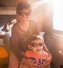 December 20, 2013 - On the Coast Starlight train to LA !