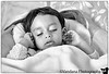 June 5, 2013 - Shhh, the baby sleeps..