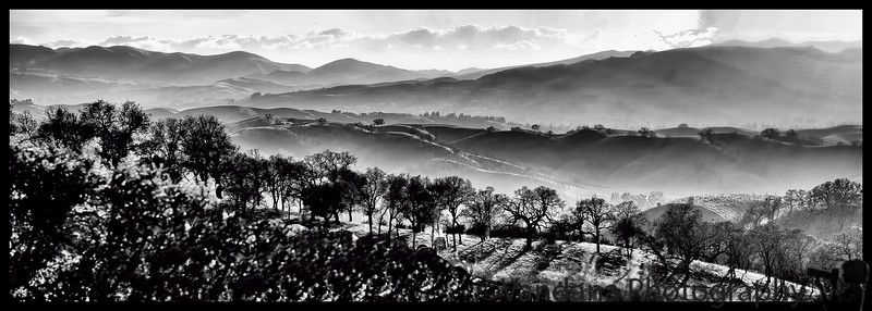 January 31, 2013 - The Diablo landscape