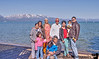 April 26, 2013 - Goodbye to South Lake Tahoe - taken in front of our vacation rental