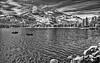 March 19, 2013 - IR shot of Donner lake