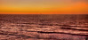 December 21, 2013 - Sunset over the California Coast, taken from the Coast Starlight train