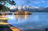 April 27, 2013 - a peaceful morning at Lake Tahoe