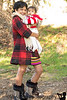 February 10, 2013 - On a hike with Arjun, Mt.Diablo State Park, Walnut Creek, CA