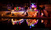 December 4, 2013 - Holiday lights at the Coronado Bay Resort Marina<br /> <br /> so pleased that I can take these night shots handheld with my D4 !