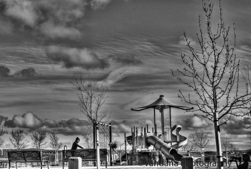 February 1, 2013 - at the playground