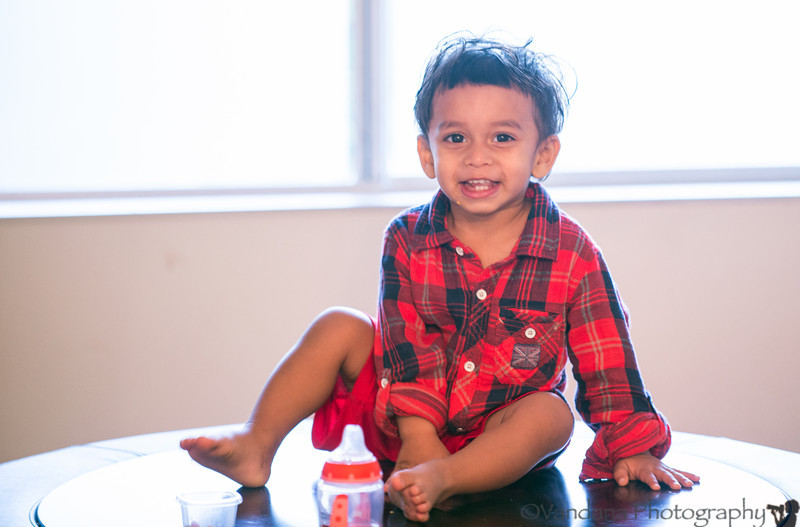 November 20, 2013 - the smiling Arjun