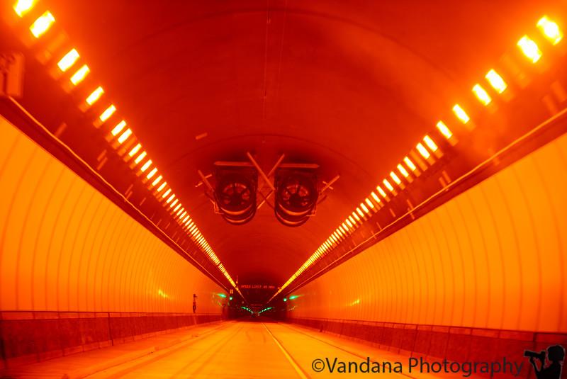 June 20, 2013 - Tunneling thru