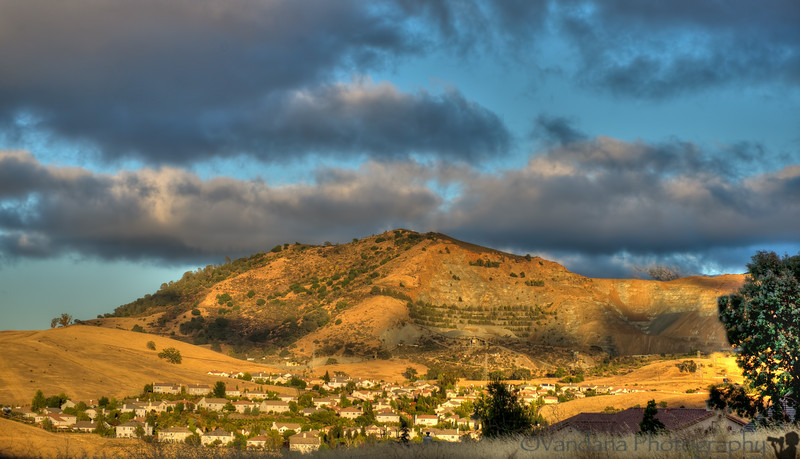 July 23, 2014 - living at the base of the mountain
