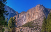 March 23, 2014 - Yosemite falls, Yosemite National Park<br /> <br /> beautiful, sunny, windy weather !