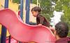 June 16, 2014 - Arjun at the playground