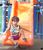 May 28, 2014 - After cruising for days, finally a playground for Arjun !