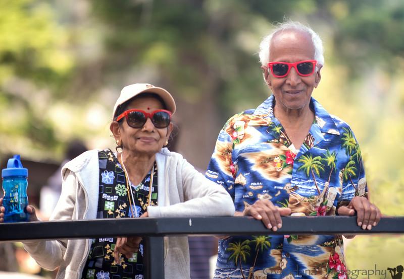 July 12, 2014 - My parents at Lake Tahoe