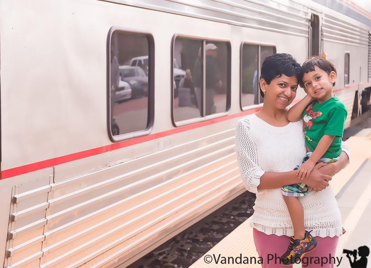 December 21, 2014 - On the train ride, Amtrak Coastal Starlight to San Deigo