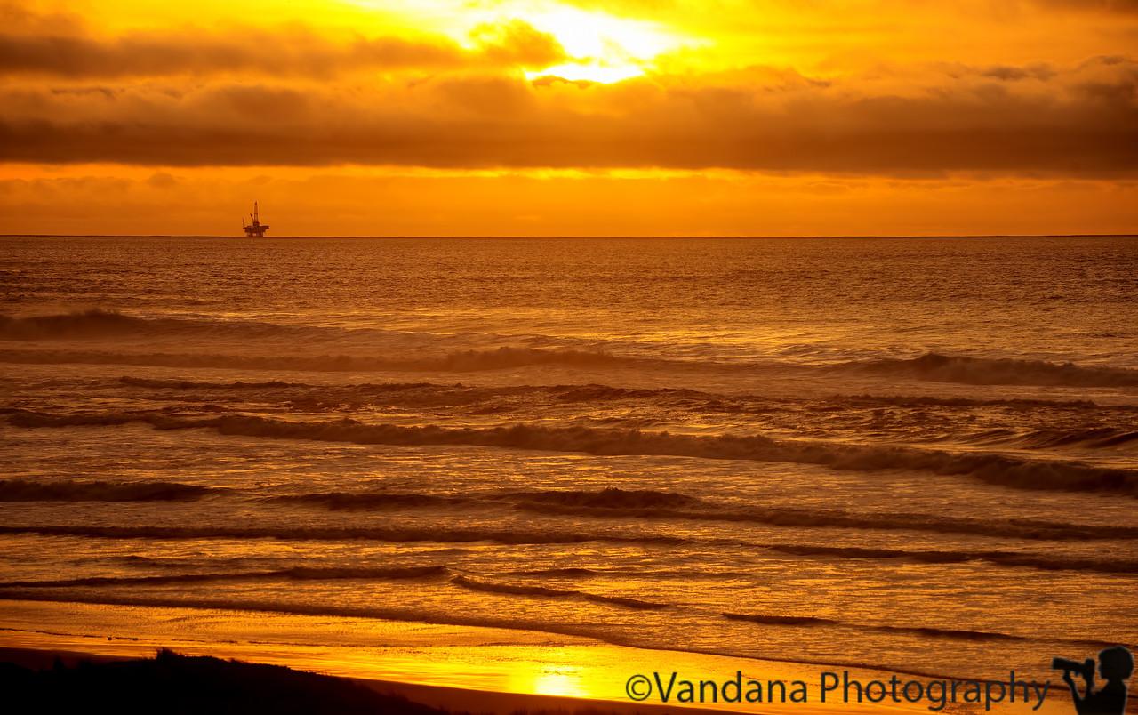 December 22, 2014 - Sunset