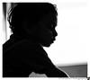 March 1, 2014 - little boy silhoeutte