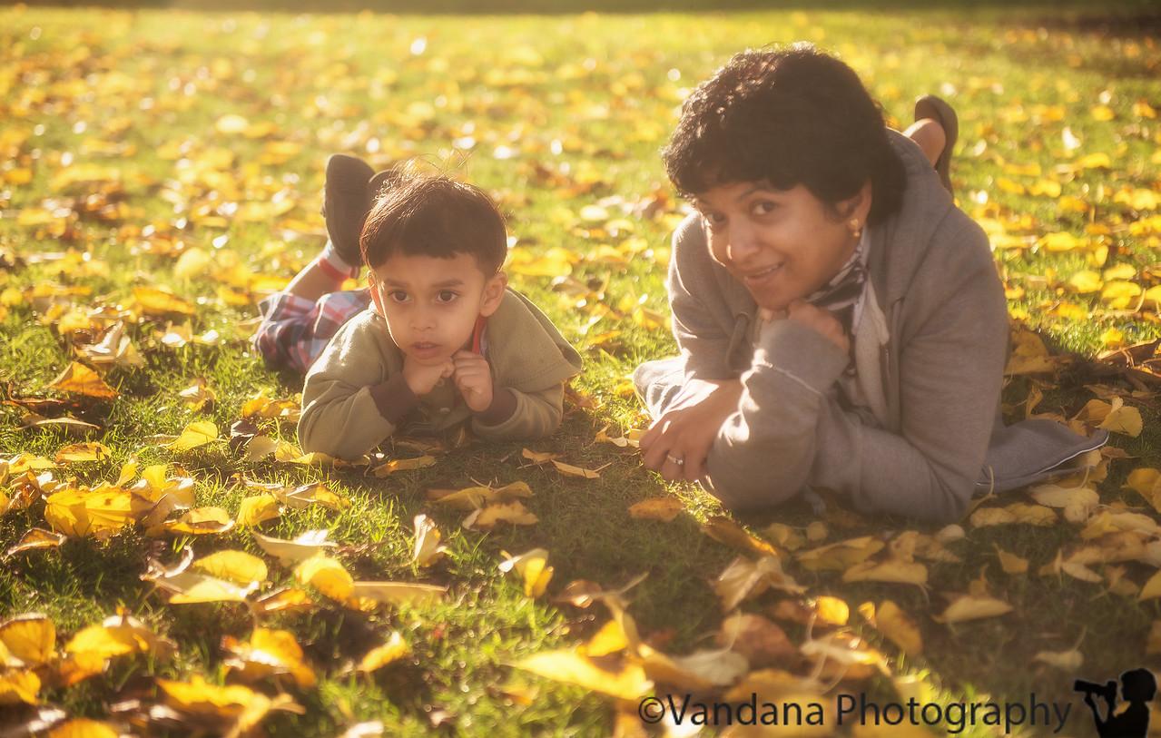 November 27, 2014 - enjoying fall