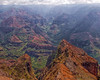 May 6, 2014 - Waimea Canyon, Kauai<br /> <br /> loved Kauai, one of our favorite islands, misty, mountainous and great weather