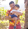 June 15, 2014 - 'Happy Daddy's day' - says Arjun !