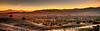 November 22, 2014 - Sunset in Ygnacio Valley