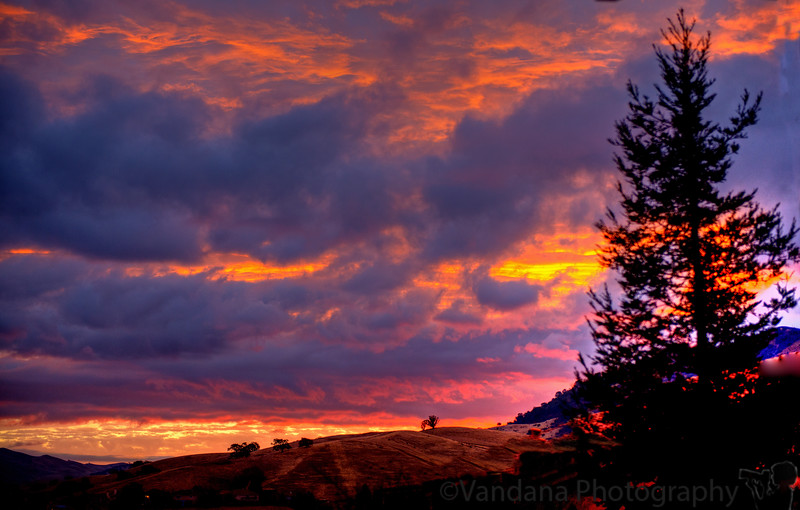 November 6, 2014 - a glorious sunrise