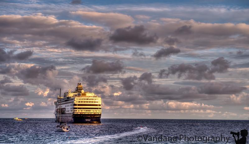 November 14, 2014 - another day at sea
