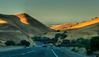 June 21, 2014 - Driving thru the hills at sunset<br /> <br /> Arjun wants 'Old MacDonald' sung everytime we pass thru here, 'cause he sees some cows grazing around !