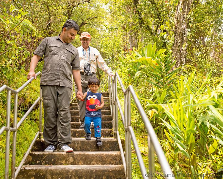 May 24, 2014 - Hike to Akaka falls, Hilo
