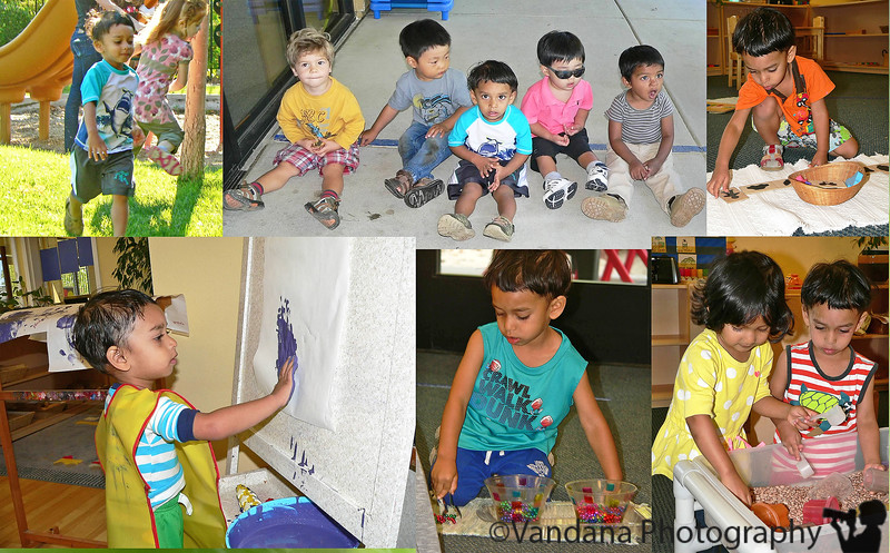 September 21, 2014 - At pre-school