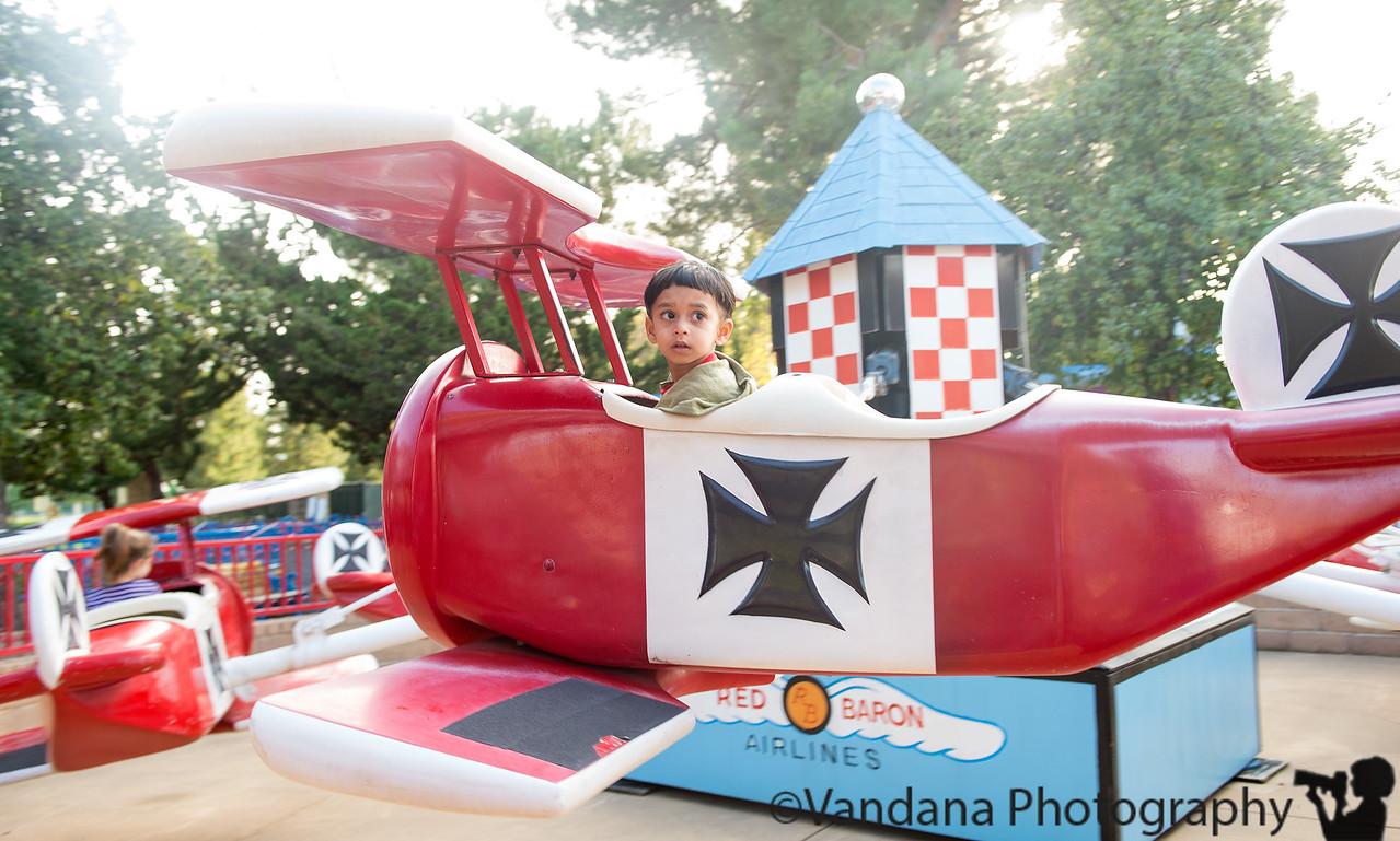 November 30, 2014 - Arjun, the pilot