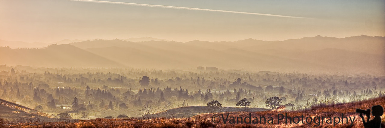 November 28, 2014 -  the misty valley