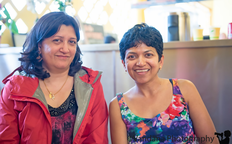 April 26, 2015 - Meeting an old friend, Ashima after about 10yrs !