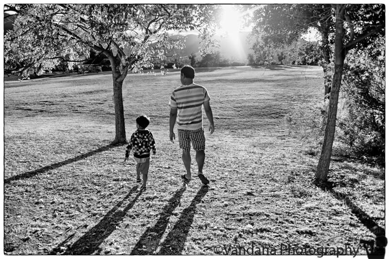 October 15, 2015 - Walk in the park