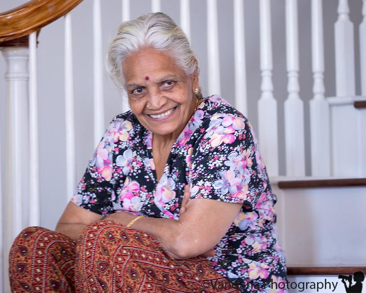 June 6, 2015 - grandma watching Arjun at play