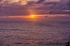December 24, 2015 - Sunset on the cruise - beautiful, relaxing cruise