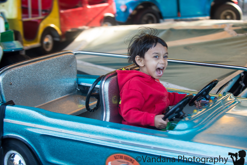 February 22, 2015 - Joy !! <br /> <br /> Rides at Oakland Zoo