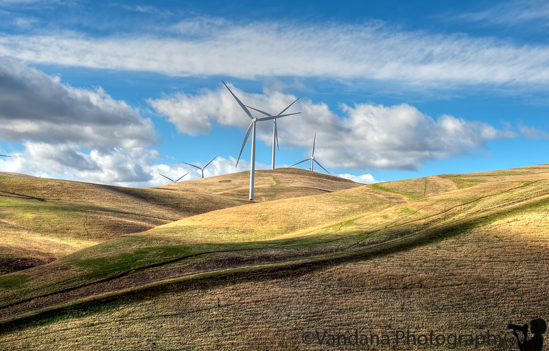 November 9, 2015 - Windmills