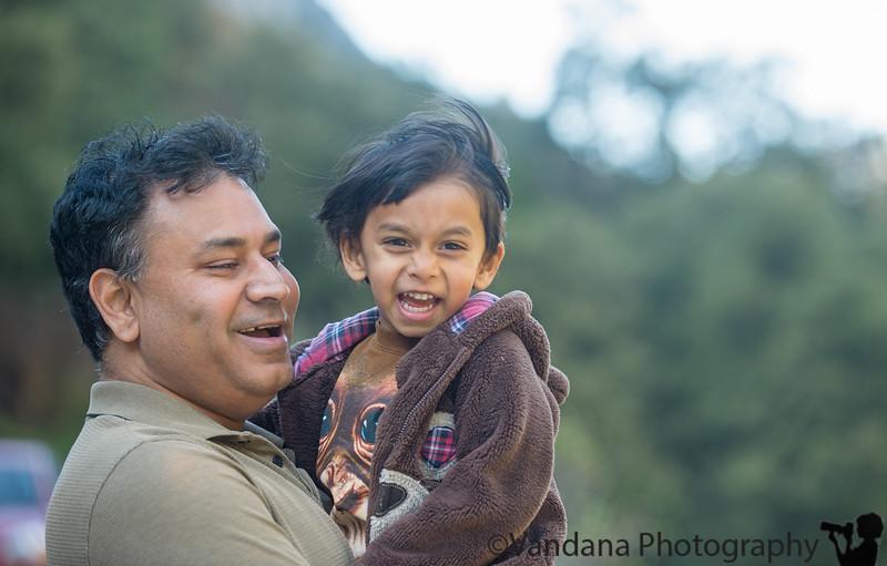 April 5, 2015 - According to Arjun - 'Yosemite is my favorite park' !
