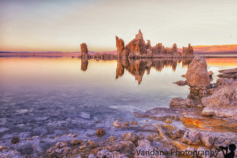 August 17, 2016 - Tufas at Mono Lake