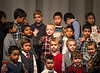 December 15, 2016 - Arjun at his class holiday performance at Roundhouse Theatre, San Ramon