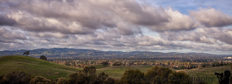 December 14, 2016 - cloudy day in the valley
