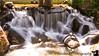 June 4, 2017 - Waterfall in Gilroy Gardens